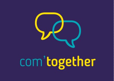 Logo affiche et site Com'Together