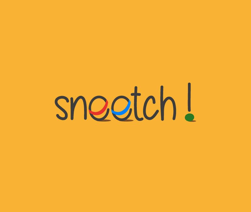 Logo, design app et packaging Sneetch