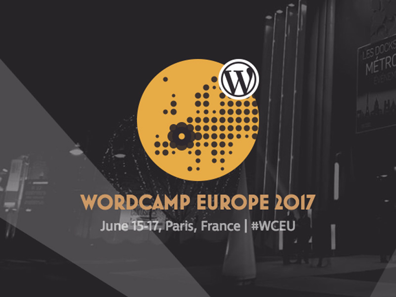 Ce que j'ai appris au WordCamp Europe 2017